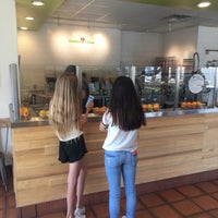 Photo taken at Jamba Juice Brea by Stacey S. on 7/31/2016