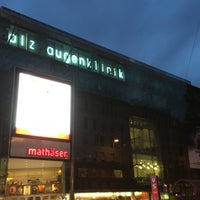 Photo taken at Mathäser Filmpalast by Anton K. on 8/12/2017
