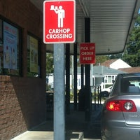 Photo taken at Sonic Drive-In by Patrick W. on 10/21/2012