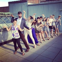 Photo taken at The Barbarian Group: Roof Deck by Kevin C. on 5/31/2013