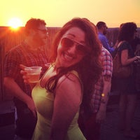Photo taken at The Barbarian Group: Roof Deck by Kevin C. on 7/18/2013
