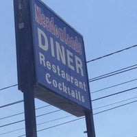 Photo taken at Meadowlands Diner by Melody R. on 6/23/2013