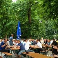 Das Foto wurde bei Wirtshaus am Bavariapark von Oliver B. am 7/9/2013 aufgenommen