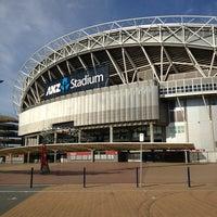 Photo taken at ANZ Stadium by Prinzessin N. on 12/23/2012