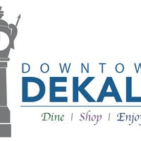 Photo taken at Downtown DeKalb by Downtown DeKalb on 12/12/2014