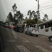 """Photo taken at Centro de Revisión Vehicular """"Los Chillos"""" by Paul V. on 2/26/2013"""