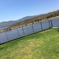 Photo taken at Benguela Cove Lagoon Wine Estate by Lisa d. on 1/4/2017