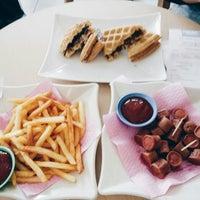 Photo taken at Mok Cafe by Aliah H. on 3/19/2016