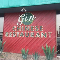 Photo taken at Gin Chinese Restaurant by Isaac C. on 3/18/2016