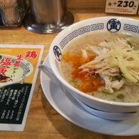 Photo taken at 中華そば 寅 藤沢店 by 都電荒川線 on 7/2/2018