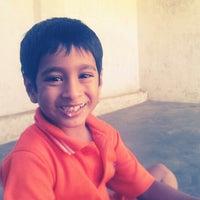 Photo taken at Mallikarjuna School by Radhae K. on 1/23/2014