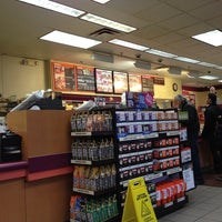 Photo taken at Dunkin' Donuts by Joel P. on 1/10/2014