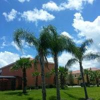 Photo taken at Encantada Resort Kissimmee by Lil-Bit on 6/1/2013