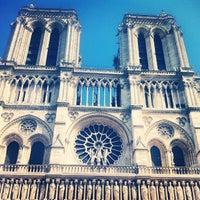 Foto tomada en Catedral de Nuestra Señora de París por Cauê C. el 7/8/2013