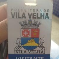 Photo taken at Prefeitura Municipal de Vila Velha by Balero M. on 10/26/2012