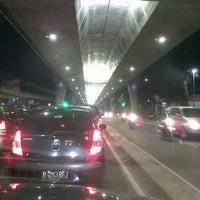 Photo taken at Jalan Pangeran Antasari by Deisy L. on 1/21/2013