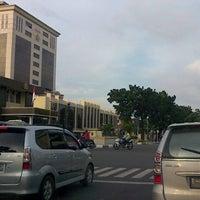 Photo taken at Perempatan Trunojoyo by Deisy L. on 5/12/2013