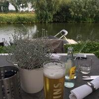 Photo taken at De Lachende Gans by Mario K. on 7/7/2017