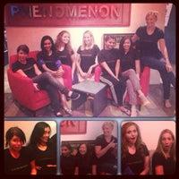 Photo taken at PHENOMENON HQ by C B. on 7/19/2013