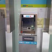 Photo taken at RHB Bank by Ken Z. on 10/26/2013