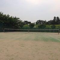 Photo taken at 藤代スポーツセンター テニスコート by siam b. on 7/26/2013