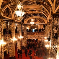 Photo taken at Cadillac Palace Theatre by Christi A. on 12/8/2012