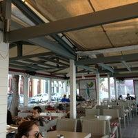 Photo taken at Πλαζ Cafe by Sarantos M. on 3/17/2013