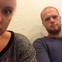 Photo taken at Fram Kino by Karoline K. on 7/24/2014
