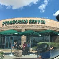 Photo taken at Starbucks by Gabriel D. on 5/10/2017