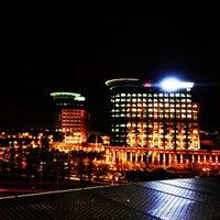Photo taken at Torre Oriente by Luis C. on 4/24/2014