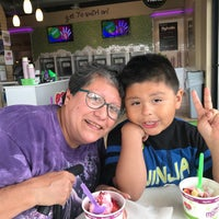 Photo taken at Froyo by Gisela G. on 5/4/2018