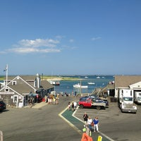 Photo taken at Chatham Fish Pier by Janet L. on 7/24/2013