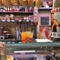 Photo taken at Mercato Comunale Wagner by Sophia P. on 5/6/2017