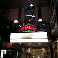 Photo taken at The Piccadilly Cinema by Skribe F. on 11/7/2013