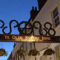 Photo taken at Ye Olde Starre Inne by Jonathon T. on 12/2/2012