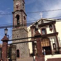 Photo taken at Villa Jiménez by Ninfa P. on 12/26/2012