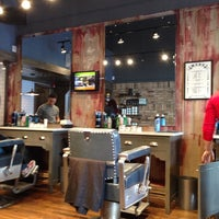 Photo taken at Comb Barber Shop by Azie S. on 4/3/2014