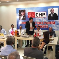 Photo taken at CHP ÇAN İLÇE BAŞKANLIĞI by Ziya E. on 9/2/2017