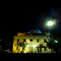 Photo taken at Saint Titos Square by Pavlos E. on 8/20/2013