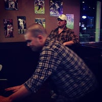 Photo taken at Stadia Sports Grill by Stephen W. on 4/12/2014