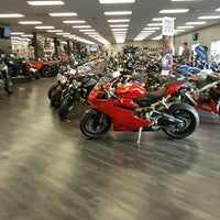 Photo taken at Fay Myers Motorcycle World by Katy K. on 7/1/2016