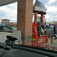 Photo taken at King Soopers Fuel Center by Katy K. on 7/2/2016