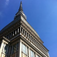 Photo taken at Mole Antonelliana by Raffaela R. on 11/2/2012