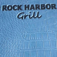 Photo taken at Rock Harbor Grill by Jack L. on 7/9/2016