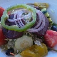 Photo taken at El Greco Cafe by Jack L. on 10/20/2012