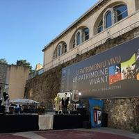 Photo taken at Citadelle de Corte by Federica V. on 8/9/2016
