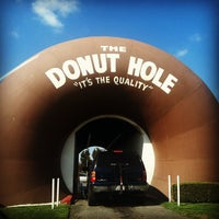 Photo taken at The Donut Hole by Cinnamon B. on 2/9/2013