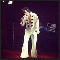 Photo taken at The Parlour at El Cortez by Cinnamon B. on 4/21/2013