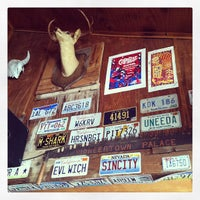 Photo taken at Pappy & Harriet's Pioneertown Palace by Cinnamon B. on 3/9/2013