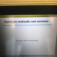 Photo taken at Banco do Brasil by Luciano F. on 5/14/2018